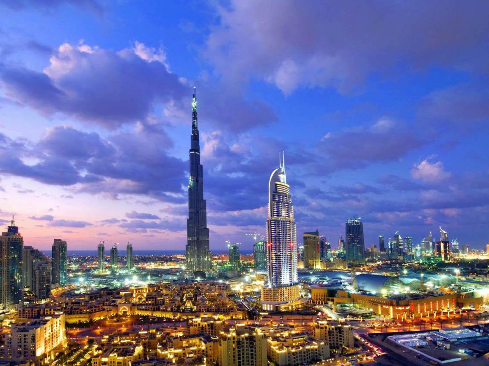 Luxusreisen nach Dubai und Asien