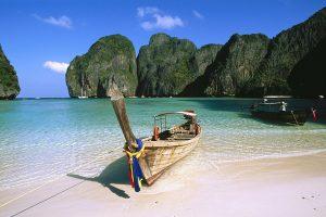 Thailandreisen Phuket Phi Phi Island